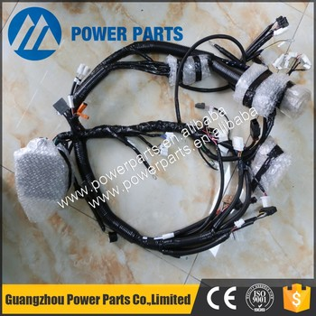 Engine Parts Wiring Harness 4hk1 Engine Harness 4658146 8 ... on 7.3 alternator harness, 7.3 wire harness, 7.3 engine harness, 7.3 fuel harness,