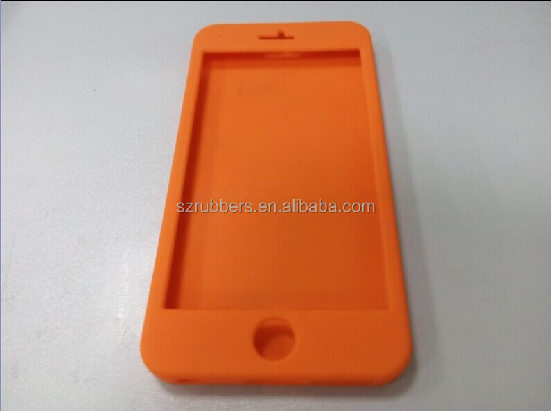 "Hot sell durable and protective 5.5"" mobile phone silicon case for Iphone 6"