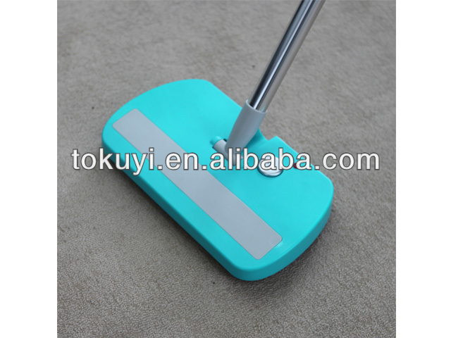 Electric broom with telescopic Aluminum handle