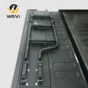 Convenient Truck Tailgate Ladder Step For Pickup F150 Hilux