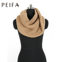 Cashmere Shawl Knitting fabric Infinity Scarves