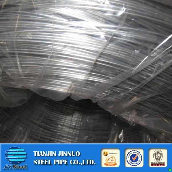 New design electro/hot dipped galvanized iron wire 5.5mm wire rod in coils