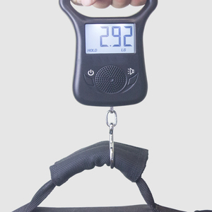 Big promotion max weight 30kg portable digital talking luggage scale
