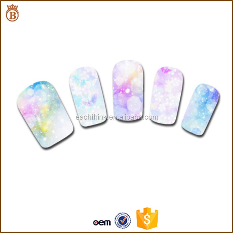 Wholesale Beauty Water Transfer Printing Nail Water Nail Decal Stickers