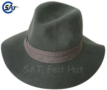 Moss Green Floppy Hat 1c80f4c6873