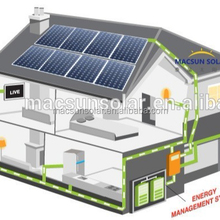 1KW 3KW 5KW Off-grid Solar Power System for home use