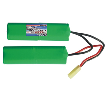 High quality 7S 8.4V 1400mah 2/3A 10C Nimh gun airsoft battery with Tamiya plug