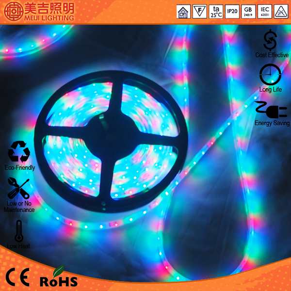 outdoor led strips smd 3528 rgb led flexible underwater led light strip IP68