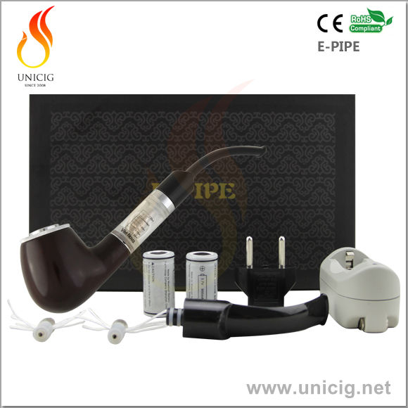 900mAh Hot Selling E Pipe Rebuildable Atomizer