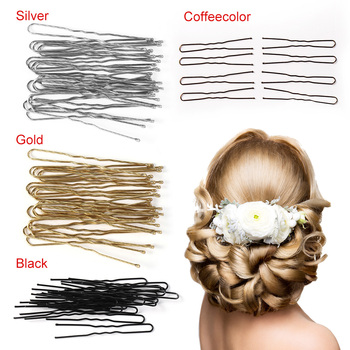 New style fashion simple high quality U shape bobby pins for women and girls