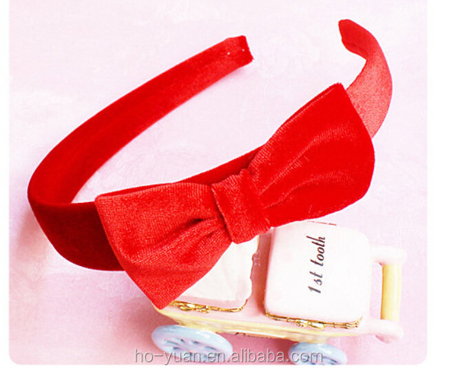 100% genuino acquista per immagini dettagliate Wholesale Cheap Red Bow Baby Girls Headband Hair Jewelry For Children - Buy  Baby Girl Butterfly Headbands Kids Hair Jewelry,Headbands For Young Girl ...