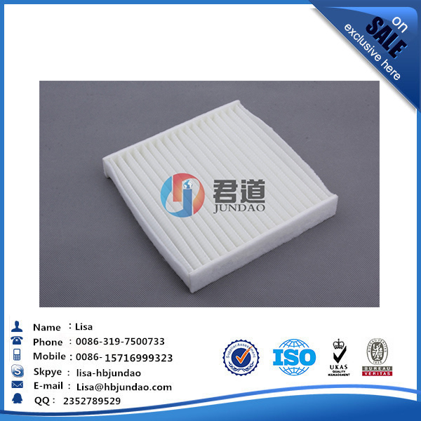 Super quality and competitive price for grid cabin filter 80293-SB7-W03