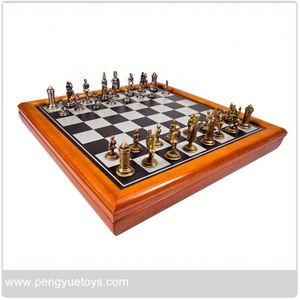 py5080 hand made chess set from Eagle Creation Toys