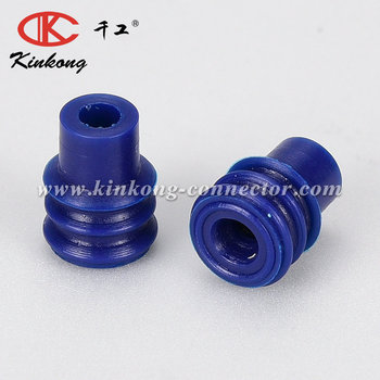 electrical connector wire rubber seal 7165-0118