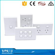 YOUU Zhejiang Luxury Supplies Electrical Switches