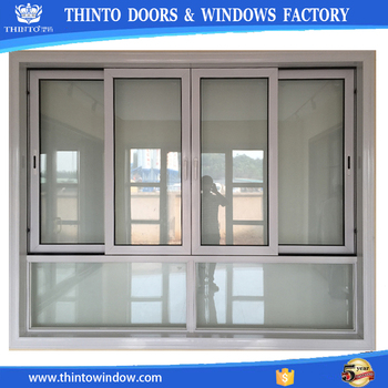 Wholesale aluminium frame sliding glass windows buy for Wholesale windows