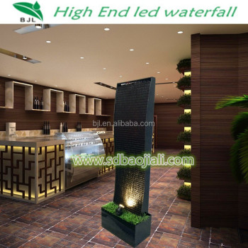 Interior Waterfall Design Home Decoration Indoor Water Fountains Waterfalls  India