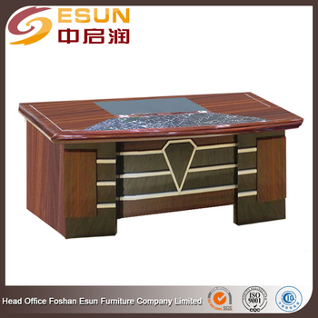 Wholesale  Hign quality wood office furniture new design