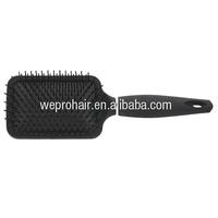 2017 Top seller plastic massage scalp hair brush tangle brush