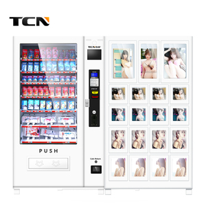 TCN cheap automatic condom sex toys vending machine for sale