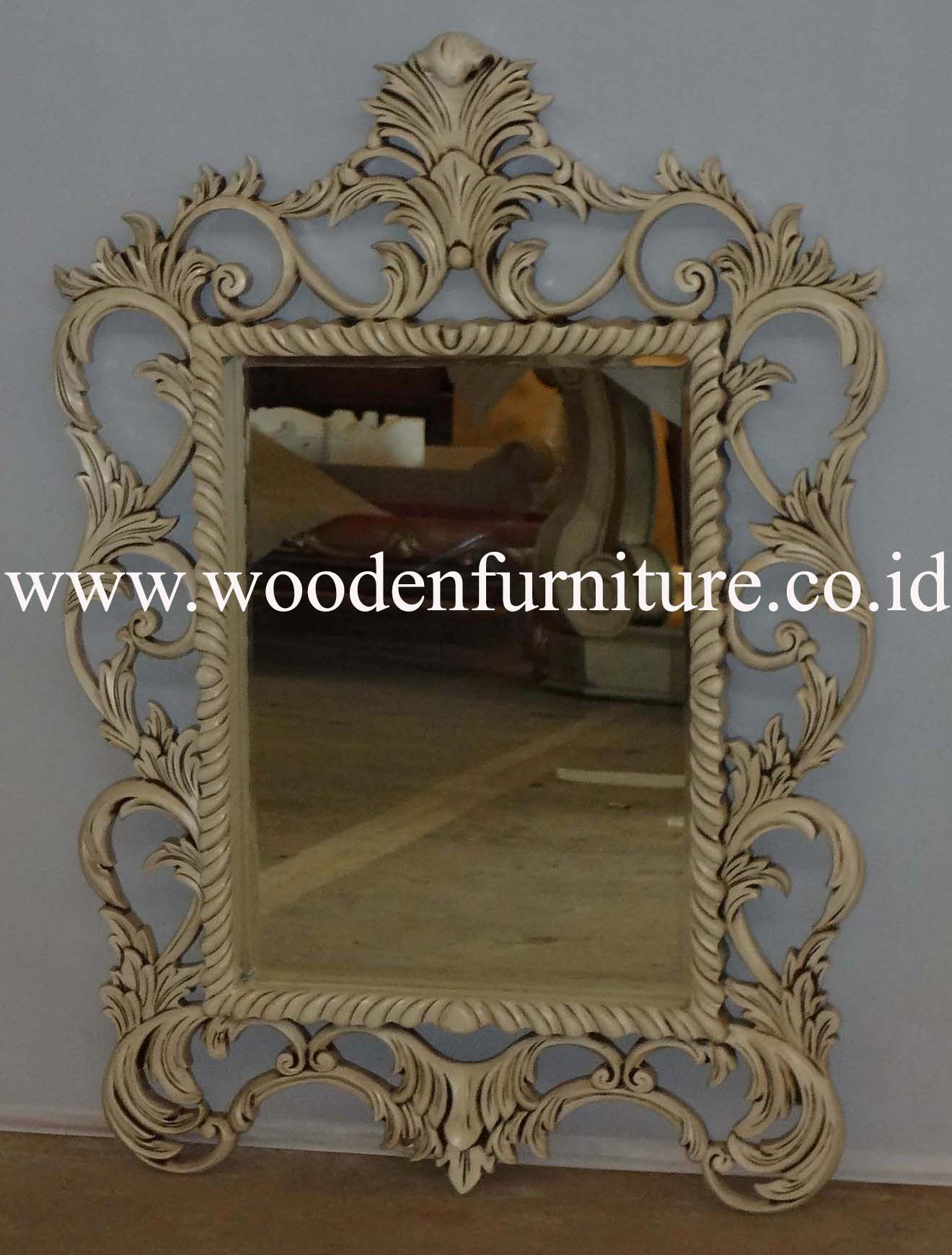 Antique Reproduction Frame Mahogany
