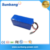 Li-ion 12v 20ah rechargeable battery with PCB for LED strips or CCTV Camera