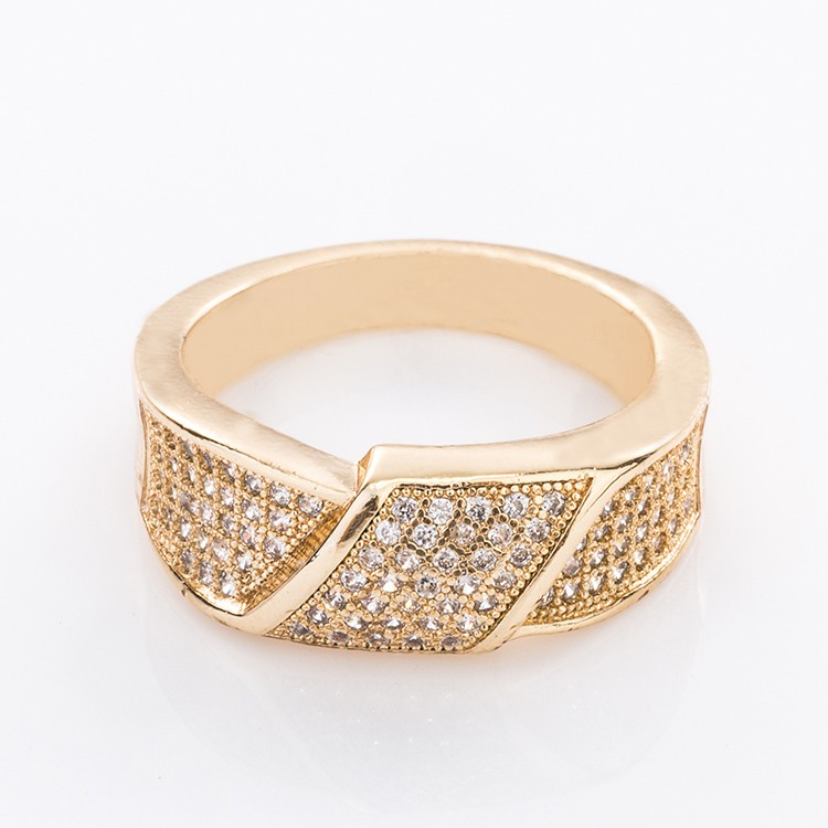 alibaba express fashion gold rings design for women big jewellery