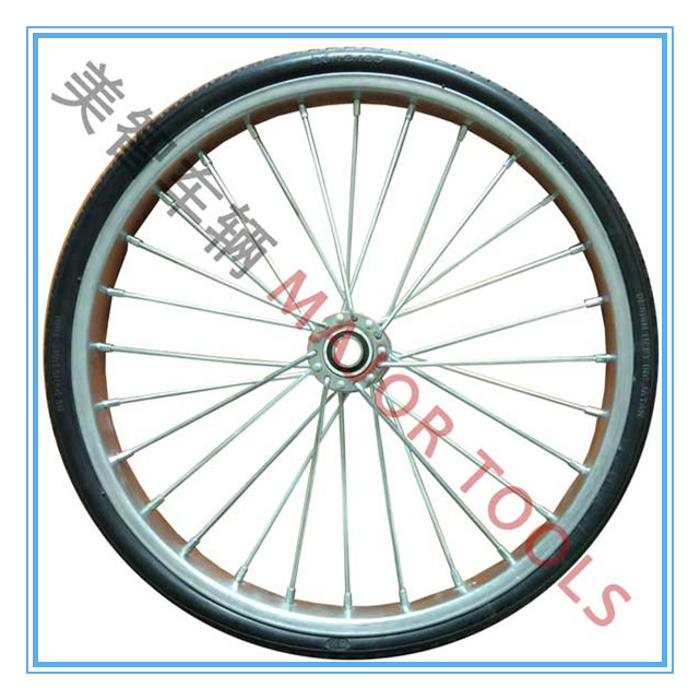solid tires bicycle 20 inch 20x1.75 pu foam rubber wheel