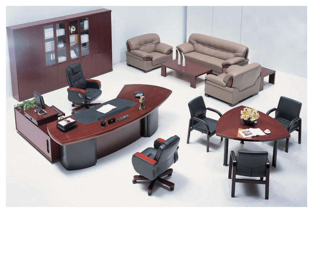 Ceo office furniture set buy ceo office setboss deskoffice desk product on alibaba com