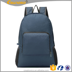 CR Fully Stocked Wholesale Solid Plain Bright Color Individual Blank Backpacks