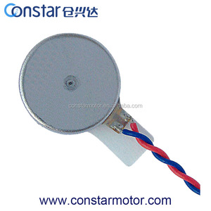 10~12mm Flat Micro Vibrator Motor Used In Mobile Phone