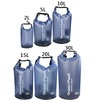Hot Selling Transparent PVC Waterproof Bag for Canoeing Rafting Swimming