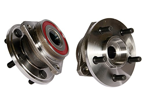 Callahan C513084X2 [2] Pair FRONT Premium Grade [ 5 Lug ] Wheel Hub Bearing Assemblies [ 513084 ]