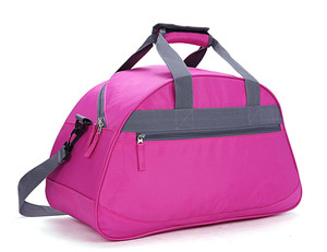 "20"" Sports Gym Bag Travel Duffel Bag with Shoes Compartment for Women,Men"
