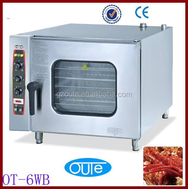 High Efficient electric combi steamer high quality and factory price combi-steamer