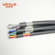 EU standard double sheath rohs shield control cable
