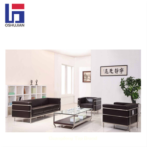 Library Waiting Leather Sofa Set For Office Waiting Area Executive Office  Sofa Furniture