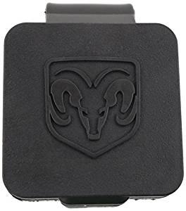 Genuine Dodge RAM Accessories 82208454AB Hitch Receiver Plug with RAM's Head Logo by Dodge RAM
