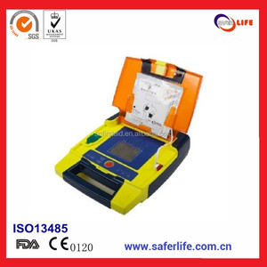 2017 Hot Sell Good Quality Emergency First Aid AED Using Training For Learning Automated External Defibrillato