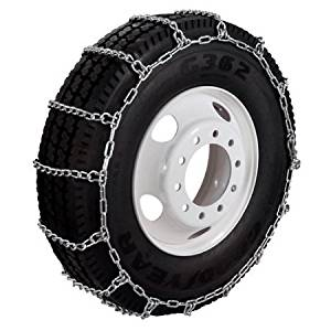 Peerless Truck Tire Chains with Rubber Tighteners, #222830