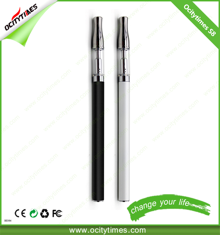 2016 cbd oil vaporizer wickless glass tip 510 ceramic vape cartridge 510 cbd oil atomizer vape pen kit with custom packaging