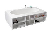 Acrilico independiente moderna bathtub