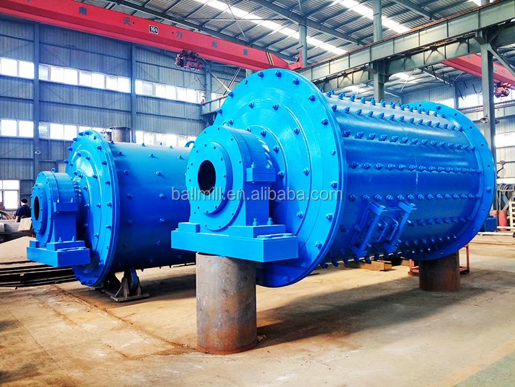 New condition low operation cost grinding lime ball mill
