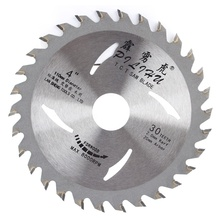 Madera Disco De Sierra Circular Blade Wood Saw Silent Cutting Disc
