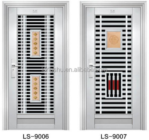 Ghana Design Stainless Steel Door Security Doors For Home - Buy ...