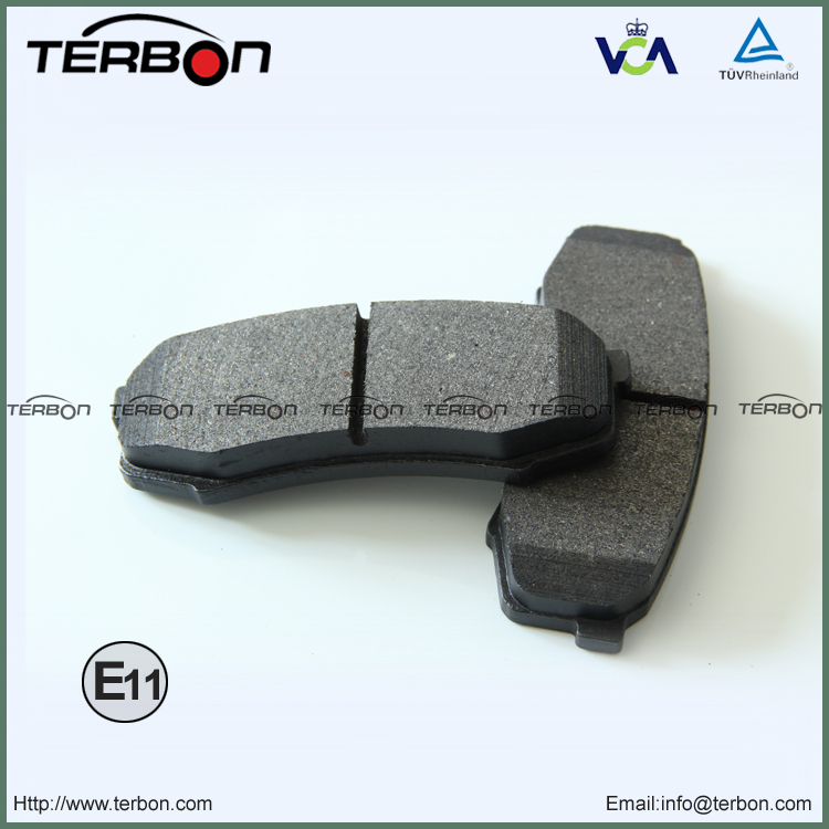 Hyundai Brake Lining : Auto parts brake pads for hyundai montana bus