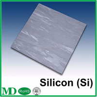 99.99% Silicon Sputter Target for Flat Panel Displays