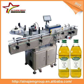 Hot Sale Round Water Bottle Labeling Machine Automatic Labeling