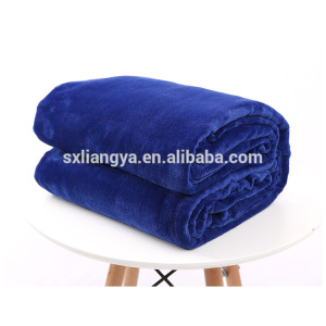 super soft wholesale flannel fleece blanket, morocco blanket