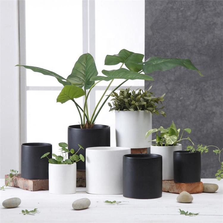 Indoor Outdoor Home Decor Ceramic Pots